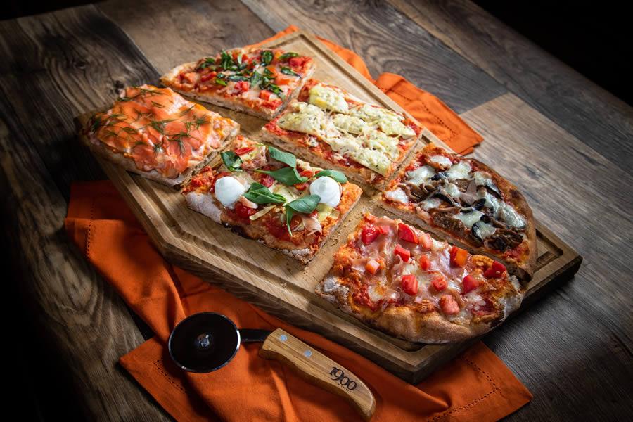 900 Pizzeria - Pizza in pala alla romana