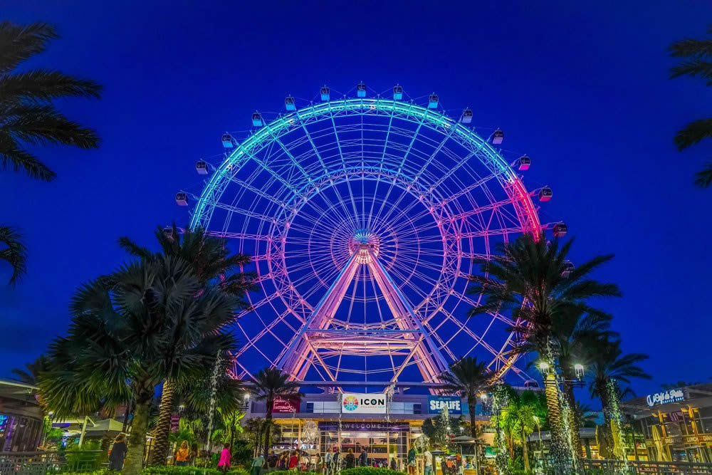The Wheel, ICON Orlando