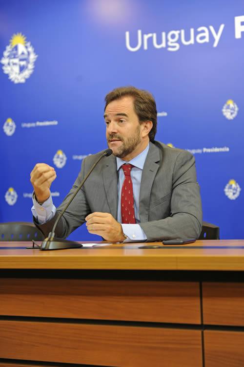 German Cardoso Ministerio Tuismo de Uruguay