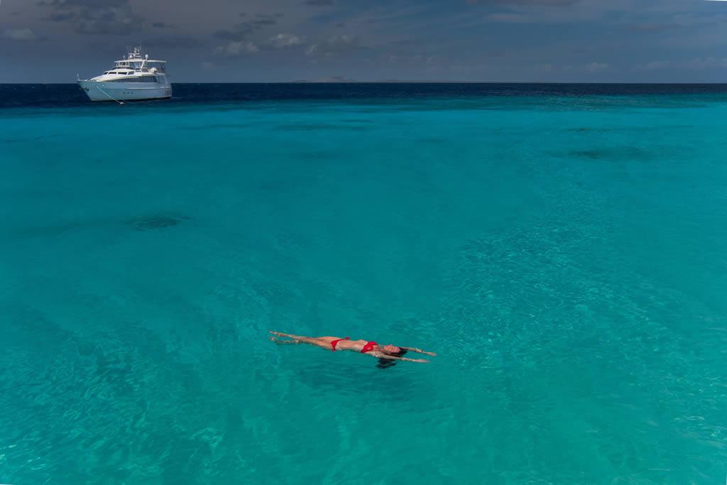 Mar em Klein Curaçao