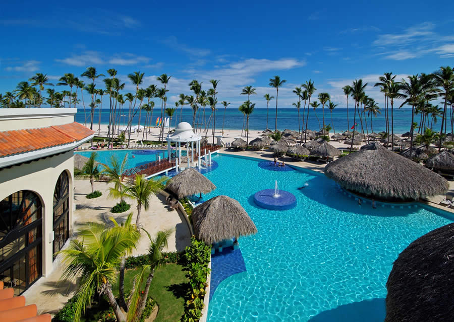 Paradisus Palma Real, em Punta Cana