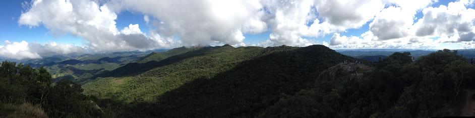 fluxo turistas monte Verde