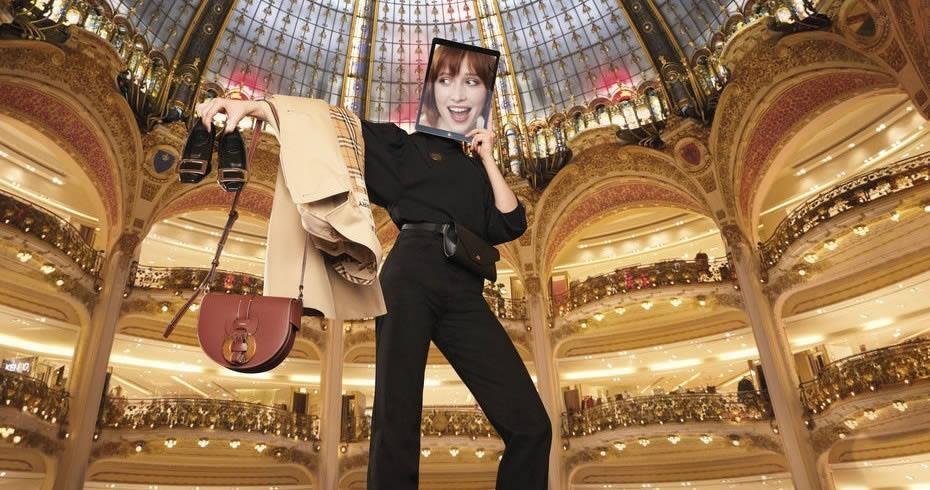 Personal Shopping Galeries Lafayette Paris Haussmann