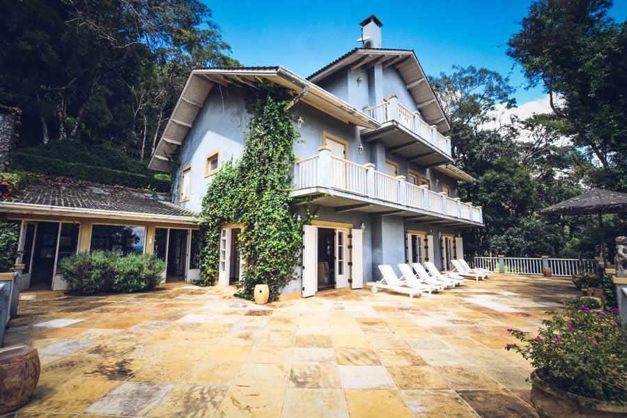 Villa Coração Guest House Monte Verde MG
