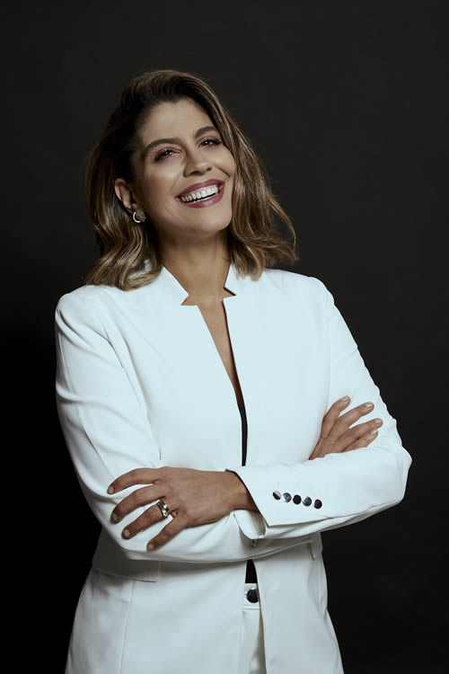 Theka Moraes, idealizadora do The Women