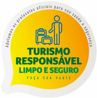 hotel com selo Turismo responsavel