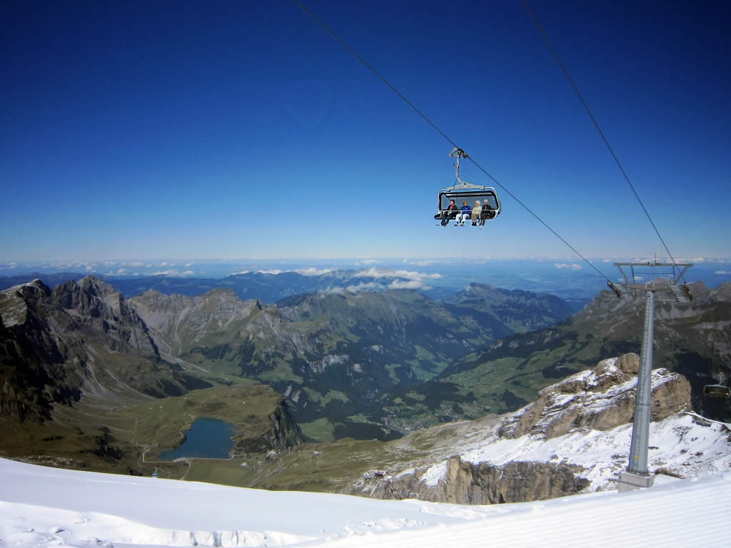 Ice Flyer - Monte Titlis